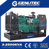 De Diesel die van de macht Reeks van de Generator 80kVA door de Motor 4BTA3.9-G11 wordt aangedreven van Cummins