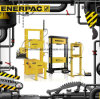 Первоначально давления PE-5060 Enerpac гидровлические, Ipr-10075