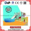 Eco-Friendly пластичные крытые скольжение и качание с ямой шарика