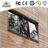 Ventana colgada superior de aluminio modificada para requisitos particulares fabricación de la alta calidad