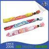 Wristbands multicolori del poliestere di stampa di marchio di promozione diretta della fabbrica