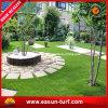 ホームおよび庭の人工的な草の装飾