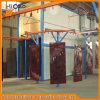 De hoge Installatie van de Deklaag van het Poeder van de Productie voor de Deur van de Legering van het Aluminium