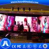 Visualizaciones video anchas de la mensajería del ángulo de visión P4 SMD2121 LED