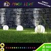 RGB는 실내와 옥외 혁신적인 코드가 없는 LED 공의 바꾸를 착색한다