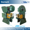 J23 escogen la manivela prensa de potencia de 100 toneladas para la venta