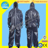 Wegwerfbares Waterproof Coveralls mit Hood und Boots, Full Protection