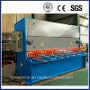 Máquina de corte da guilhotina hidráulica do CNC da placa da folha de metal (RAS3216 DRO)