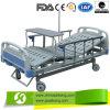 2つの機能病院の医学の鉄のベッド(CE/FDA/ISO)