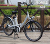 Bici eléctrica del neumático 250W del camino de ciudad 26inch