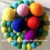 Coaster da esfera de feltro de lãs da boa qualidade