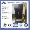 透過薄膜の太陽電池パネル46W
