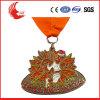 Fabricante de fundição da medalha de ouro da medalha da liga do zinco