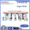 Ultra-Width Special Computer Printing Press para Plastic Film (GWASY-K)