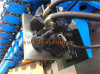 Rodillo ranurado montaje solar del canal que forma haciendo la máquina Australia