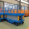Levage mobile de ciseaux de plate-forme de levage de Qycy0.5-6 6m