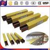 Einzelne Pole-Röhrenlaufkatze-Kupfer-Zwischenlage-Leiter-Hochleistungsschiene