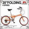 20 Inch-faltbares faltendes Fahrrad (WL-2006)
