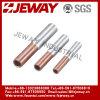 Encaixe do isolador, cabo que cabe a tubulação de conexão do Cobre-Alumínio de GTL