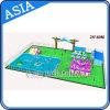 Aufblasbarer Wasser-Park, Wasser-Park-Spiele, Vergnügungspark