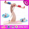Il gioco di legno brandnew dell'equilibrio 2016, finge il giocattolo di legno dell'equilibrio del gioco, il giocattolo dell'equilibrio dei capretti, il giocattolo di legno prescolare W11f054 dell'equilibrio