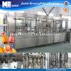 Funktionsgetränke Erzeugnis und Verpackungsfließband