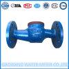 Mètre d'eau mécanique de bride de Dn32mm