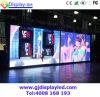 Afficheur LED visuel polychrome d'intérieur de HD P6 pour la publicité