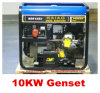Gutes Price Electric Generator 10kw Air Cooled Small Silent Diesel Generator Set