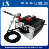 Jogo HS-217SK do compressor do Airbrush de HSENG mini