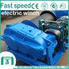 Type 2016 de Jk de fabricant de Shengqi ligne rapide treuil électrique de vitesse