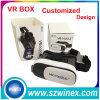 Carton en plastique de Google en verre de virtual reality de l'écouteur 3D du cadre 2.0 de Vr