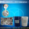 Borracha de silicone líquido de injeção para fabricação de moldes de joias de resina artificial