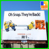 Grand PVC Billboard Banner Display de Custom pour Advertizing