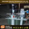 Abwasser-Klärschlamm-Pumpe mit Motor