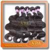 Produtos de cabelo 7A humano brasileiros com Weave do corpo
