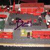 Масштабная модель места работы фабрики делая игровую модель (BM-0431)