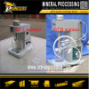 Xjt Laboratório do minério do ouro Teste Ensaio agitador tanque da máquina de lixiviação