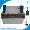máquina de dobra inoxidável Wc67k-100t/3200 da chapa de aço do freio 100t da imprensa de 3200mm