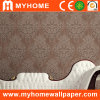 Wallpaper Glue를 가진 Paintable PVC Vinyl Wall Paper