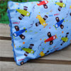 かわいいPattern Cotton FabricおよびCuddle Minky Toddler Pillow Case