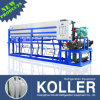 5000kgs Block Ice Making Machine avec Aluminum Plate et AP Control pour Food Plant
