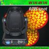Iluminación principal móvil punto estable de la calidad LED del mini