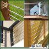 ステンレス鋼の高品質ケーブルの柵
