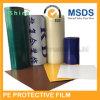 PET schützenden Film säubern