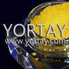 Pigmento de la perla del oro de la capa del reloj de tabla del arte del oro