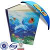 Cubierta del libro de impresión del fabricante de China Suministro 3D