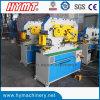 Q35yの油圧鉄工機械、油圧山形鋼のせん断機械