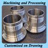 Часть прототипа изготовленный на заказ точности CNC подвергая механической обработке в малых сериях