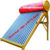 Géiser solar de la No-Presión compacta (QAL)